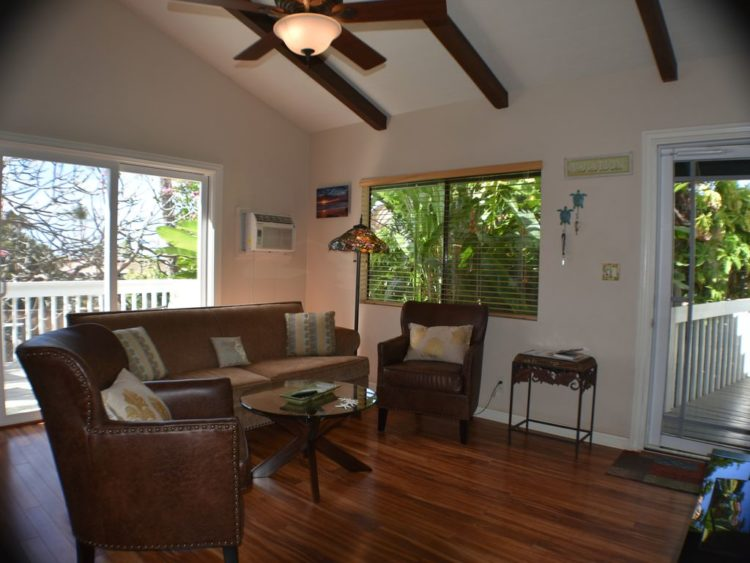 Maui Cottage for Rent Wailea