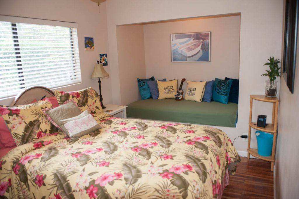 Maui Cottage for Rent Wailea-2nd bedroom