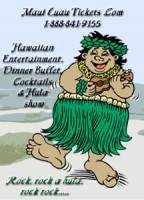 Hawaiian Luaus and Hula Shows